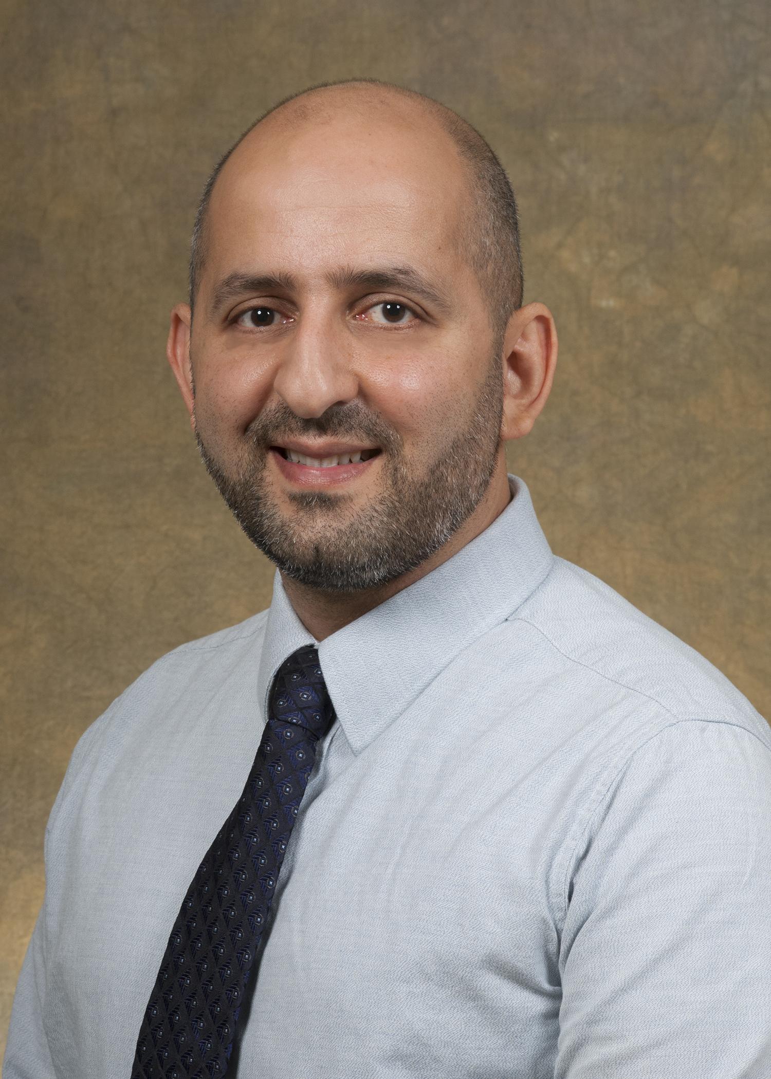 Arash Javanbakht