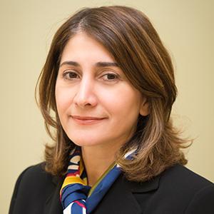 Bahareh Bahadini