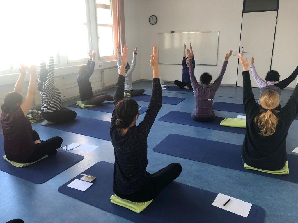 Tamarkos®️-Workshop an der Volkshochschule Düsseldorf