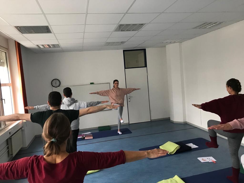 Tamarkoz®-Workshop an der Volkshochschule Düsseldorf